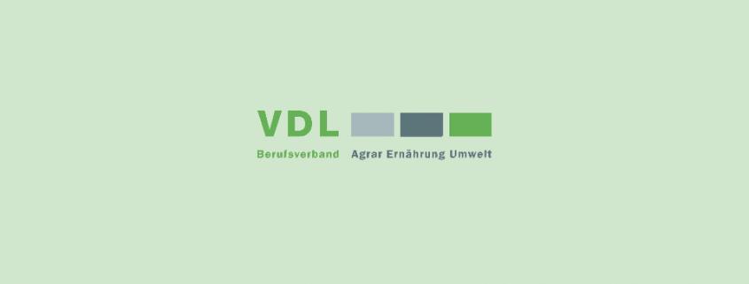 Banner VDL Bundesverband Agrar Ernährung Umwelt
