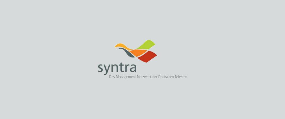Banner Syntra Management-Netzwerk Deutsche Telekom