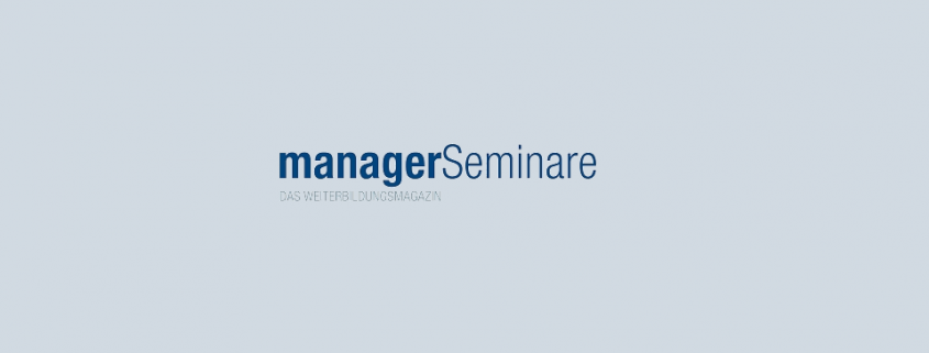 Banner managerseminare