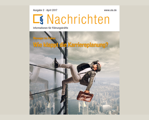 Cover ULA-Nachrichten April 2017