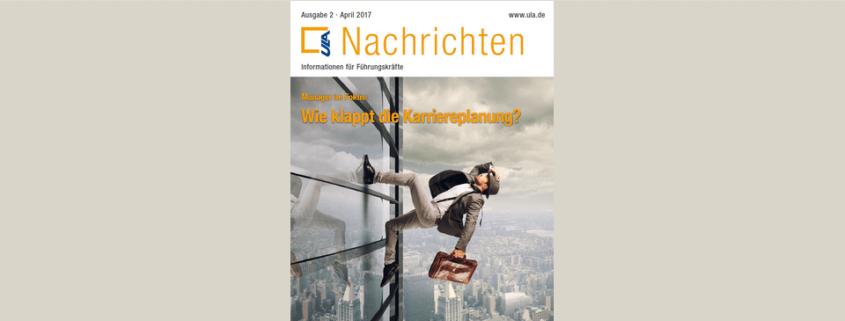 Cover ULA-Nachrichten April 2017