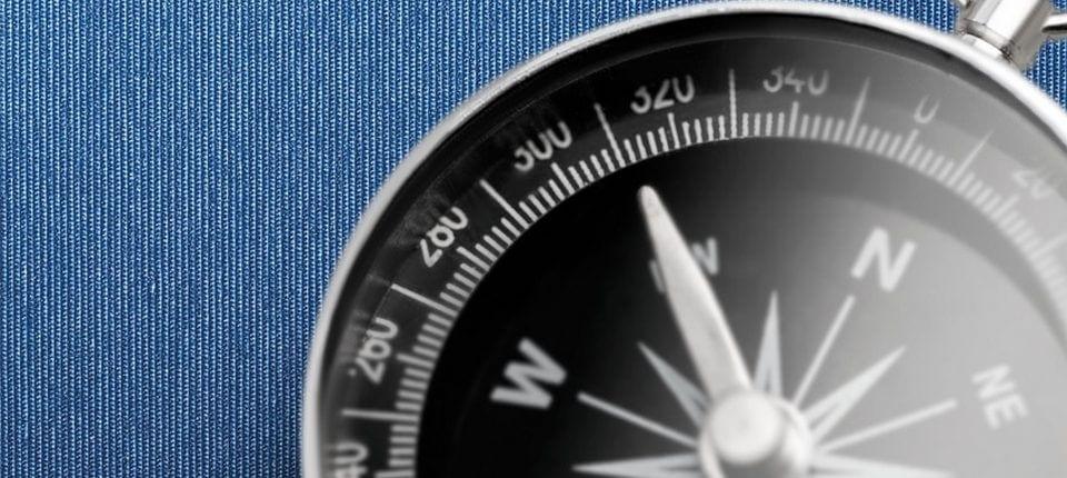Symbolfoto Führung, Kompass © BillionPhotos.com - Fotolia.com (#118938116)
