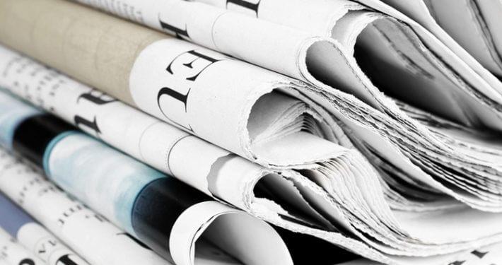Symbolfoto Presse, © mitrija – Fotolia.com (#68115641)