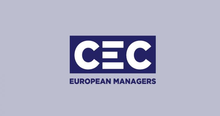 Banner CEC European Managers