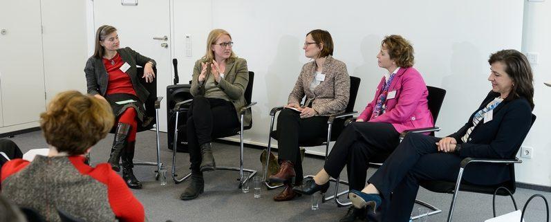 Fotostrecke ULA-Mixed Leadership-Tagung 2017