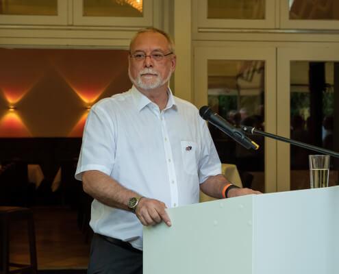 Eröffnung durch ULA-Präsident Dr. Roland Leroux